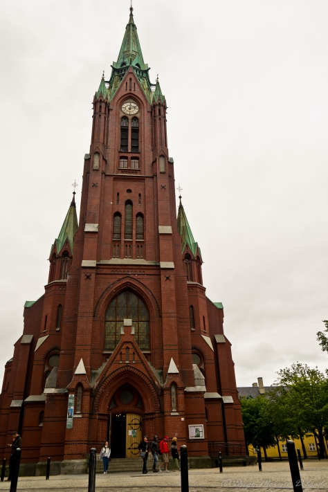 Iglesia de San Juan.