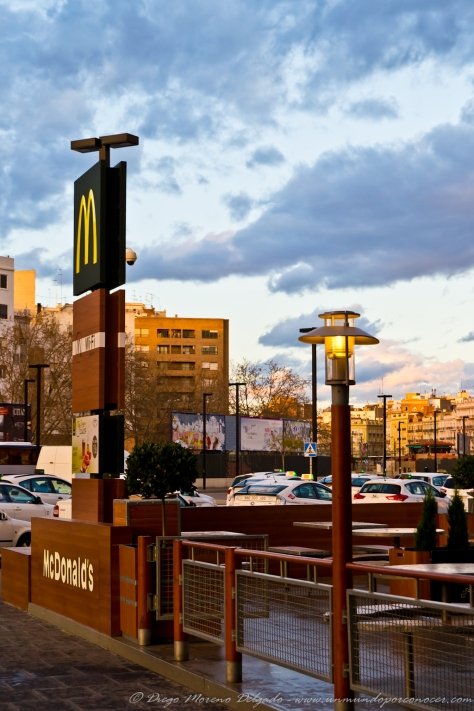 No sé si volveré a comer una hamburguesa en un sitio de comida rápida alguna vez.