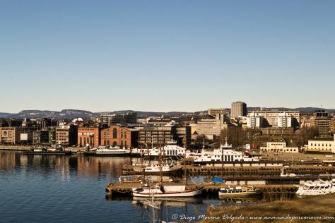 Puerto de Oslo.