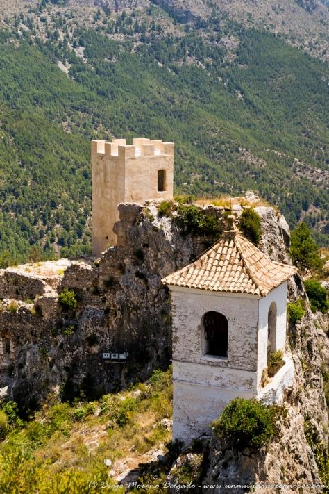 Castillo de Guadalest, en Alicante.