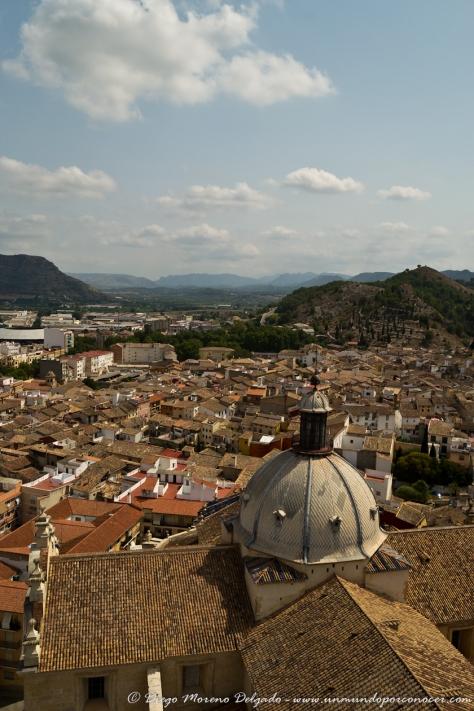 Ciudad de Xàtiva.