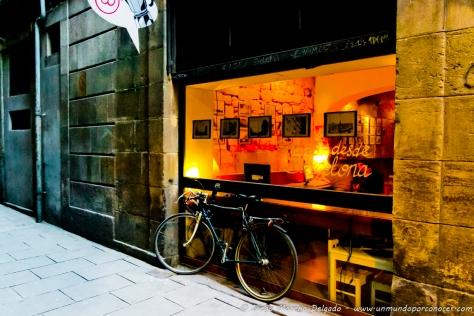Barcelona, ciudad de las bicis.