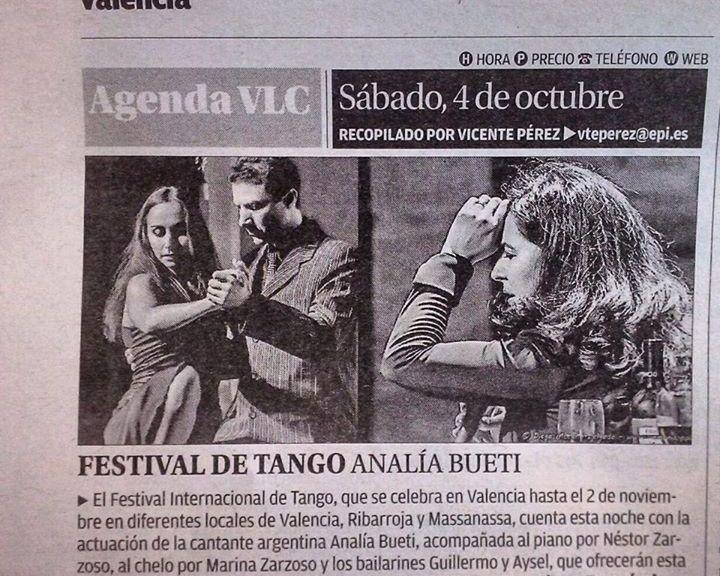Foto de Analía Bueti.
