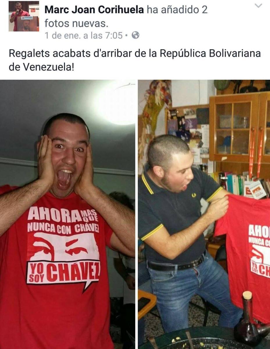 El PP de Cullera acusa al Ayuntamiento de Cullera de Catalanista y Chavista